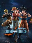 Twitch Streamers Unite - Jump Force Box Art