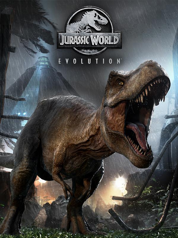 Jurassic World Evolution - Twitch