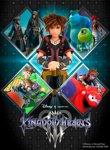 Twitch Streamers Unite - Kingdom Hearts III Box Art