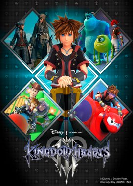 Clips of Kingdom Hearts III