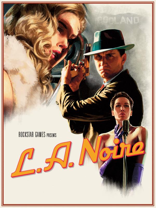 Game: L.A. Noire