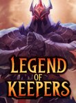 Twitch Streamers Unite - Legend of Keepers Box Art
