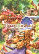 View stats for Legend of Mana