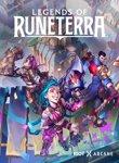 Twitch Streamers Unite - Legends of Runeterra Box Art