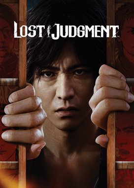 Lost Judgment cover image