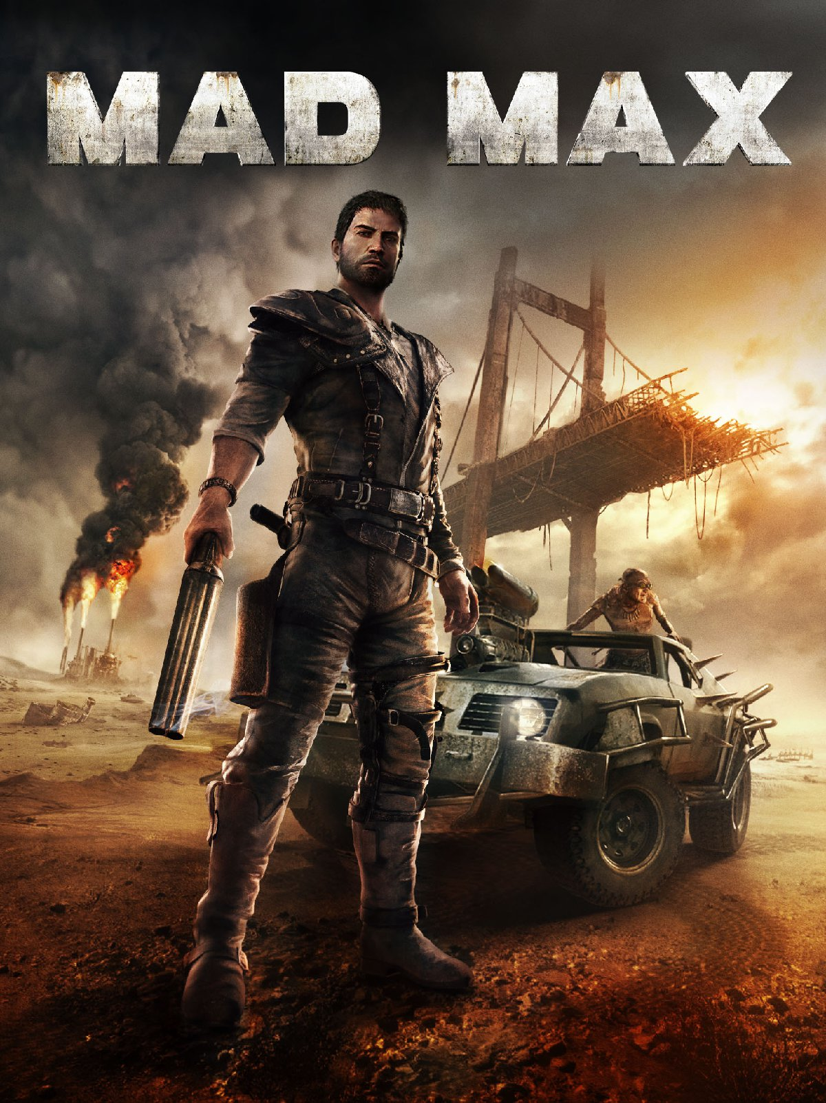 Game: Mad Max