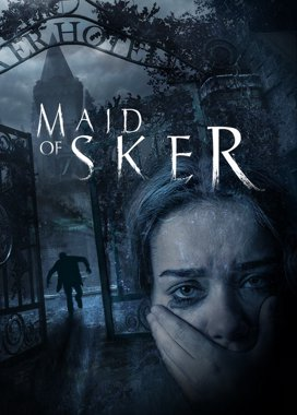 Maid of Sker Game Cover