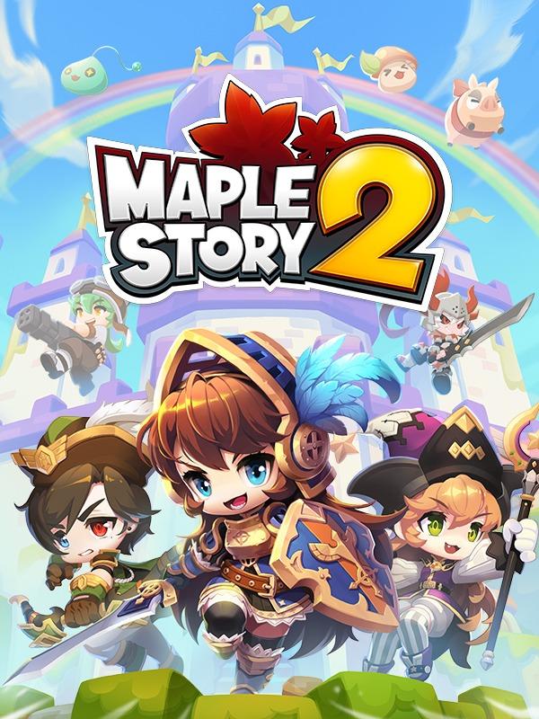 MapleStory 2 - Twitch