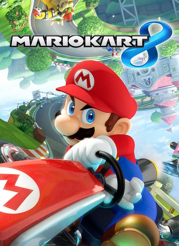 Mario Kart 8 Twitch