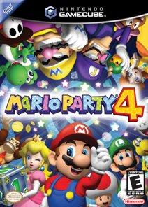 Mario Party 4