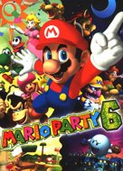View stats for Mario Party 6