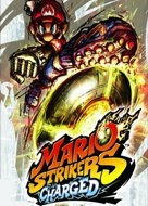 View stats for Mario Strikers Charged