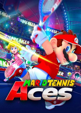 Clips of Mario Tennis Aces