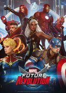 View stats for Marvel Future Revolution