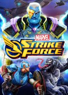 View stats for Marvel Strike Force
