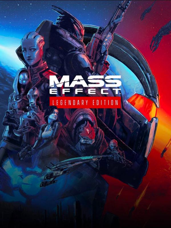 Game: Mass Effect Legendary Edition
