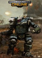 View stats for MechWarrior Online