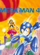 View stats for Mega Man 4