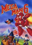 View stats for Mega Man 6