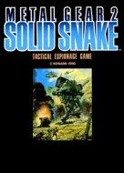 View stats for Metal Gear 2: Solid Snake
