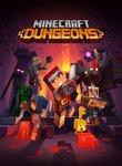 Twitch Streamers Unite - Minecraft Dungeons Box Art