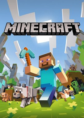 Minecraft cover image