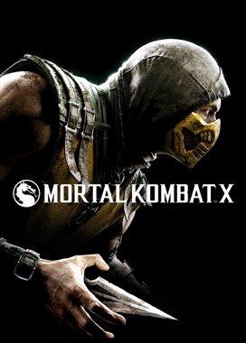 Mortal Kombat X Game Cover