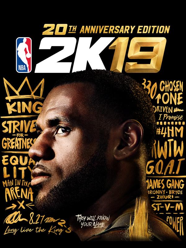 NBA 2K19 - Twitch