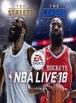 Twitch Streamers Unite - NBA Live 18 Box Art
