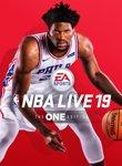 Twitch Streamers Unite - NBA Live 19 Box Art