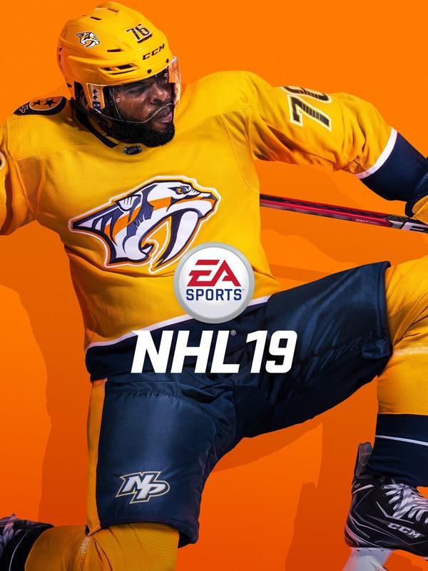 Game: NHL 19
