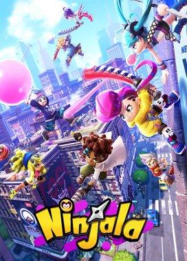 Ninjala Game Cover