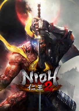 Nioh 2 box art