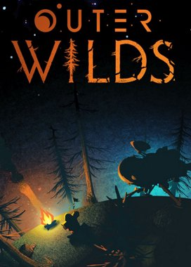 Outer Wilds Game Cover