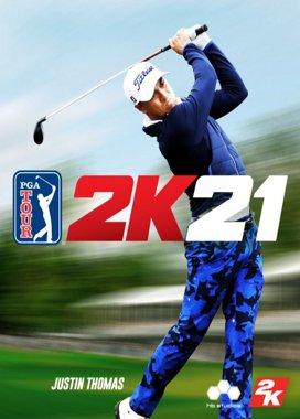 PGA TOUR 2K21 Game Cover