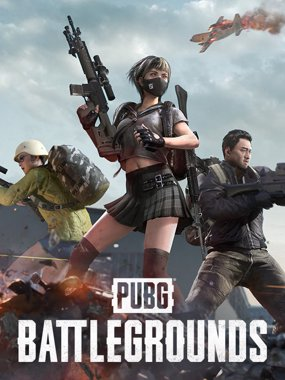 PLAYERUNKNOWN'S BATTLEGROUNDS-forsidebillede