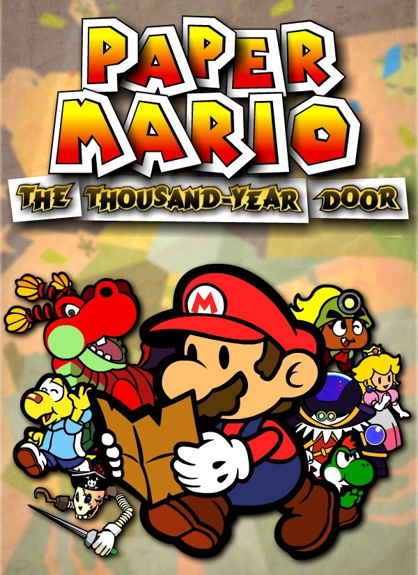 Paper Mario: The Thousand-Year Door Videos and Highlights
