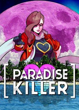 Box art for Paradise Killer