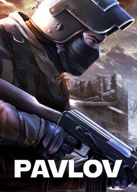 Pavlov VR Game Cover