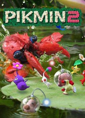 Pikmin 2 logo