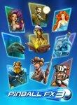 Twitch Streamers Unite - Pinball FX3 Box Art