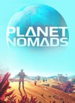 Twitch Streamers Unite - Planet Nomads Box Art