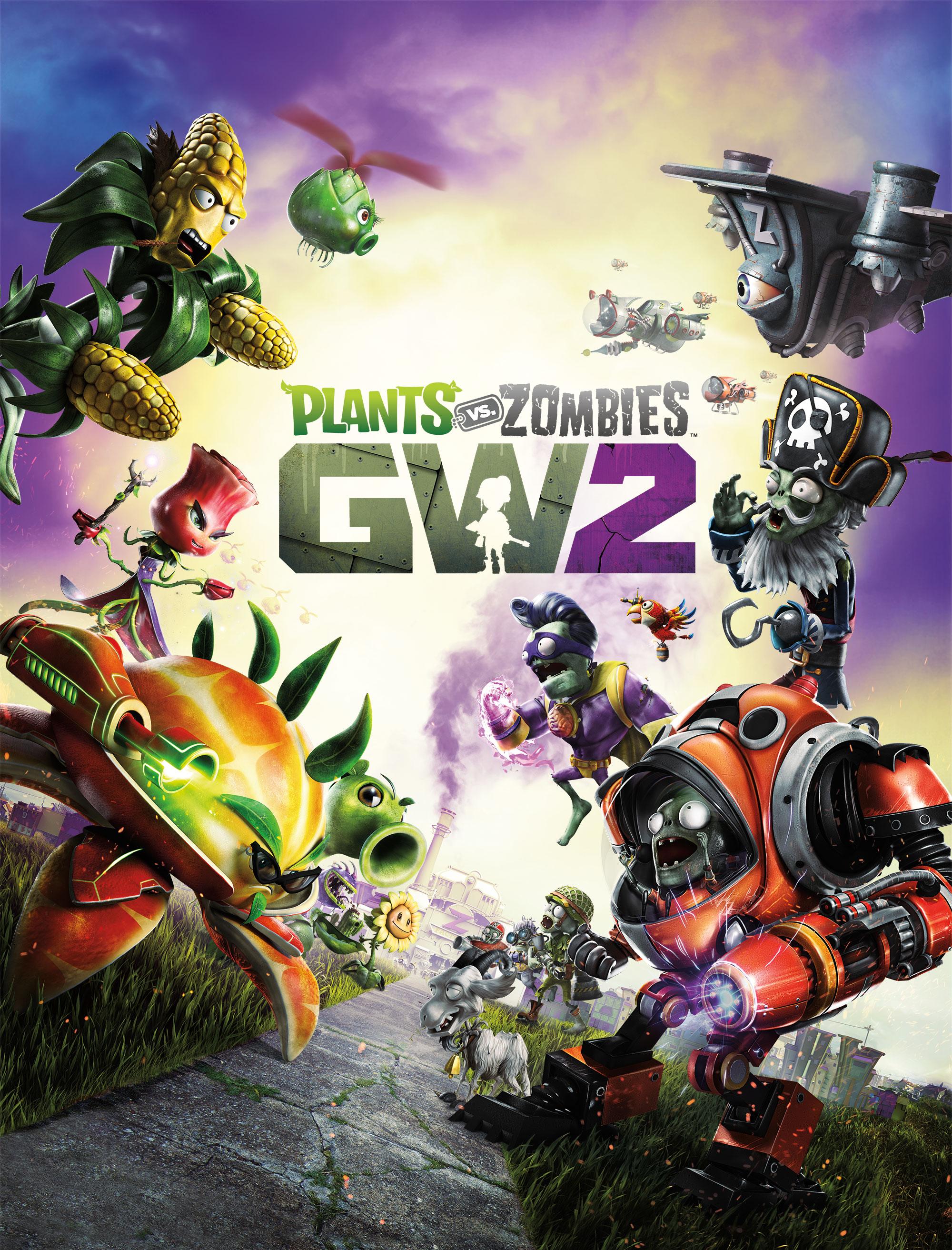 Superior Plants Vs. Zombies: Garden Warfare 2   Twitch