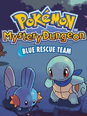 Pokémon Mystery Dungeon: Blue/Red Rescue Team