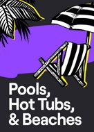 View stats for Pools, Hot Tubs, and Beaches