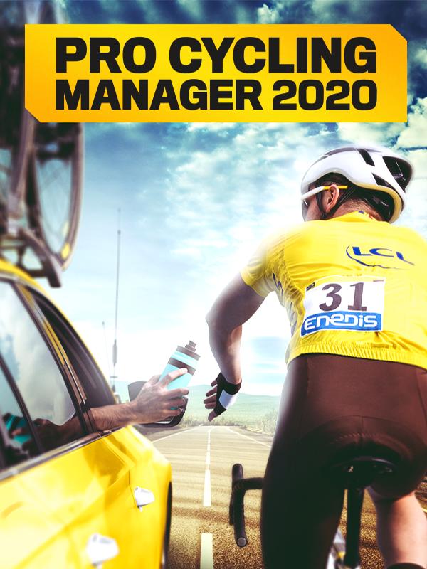 Game: Pro Cycling Manager 2020
