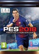 View stats for Pro Evolution Soccer 2018