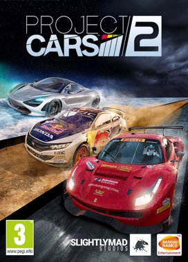 Project CARS 2 Game Cover