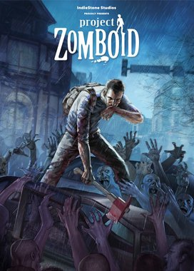 Project Zomboid Game Cover