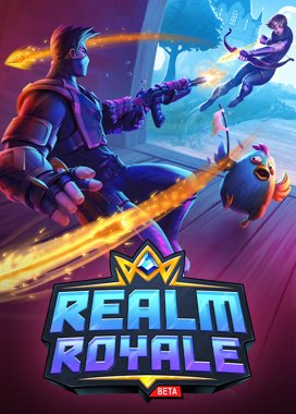 Realm Royale Box Art